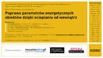 Poprawa parametrów energetycznych obiektów dzięki ocieplaniu od wewnątrz – konferencje MULTIPOR w całej Polsce