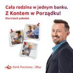 Bank Pocztowy wprowadza od 1 czerwca Konto w Porządku