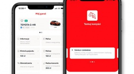 Toyota Bank wprowadza nową wersję aplikacji mobilnej Tankuj Korzyści
